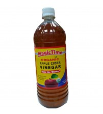 Organic Apple Cider Vinegar (with the Mother) -946ml