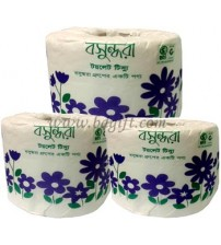 Bashundhara Toilet Tissue (Lemon)