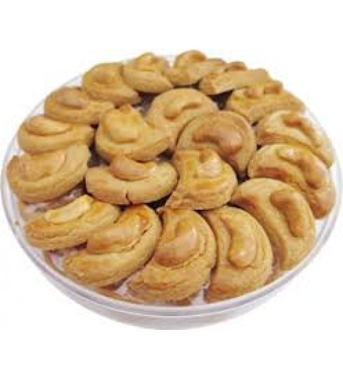 Cashew Nut Biscuit (CF)  200gm