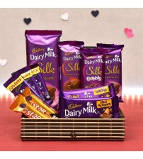 Dairy Milk Chocolate 20gm